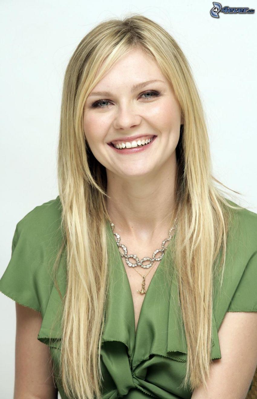 Kirsten Dunst, Lachen