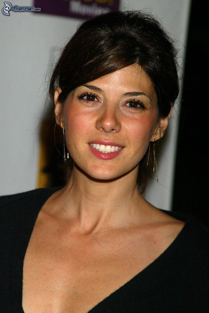 Marisa Tomei, Lächeln