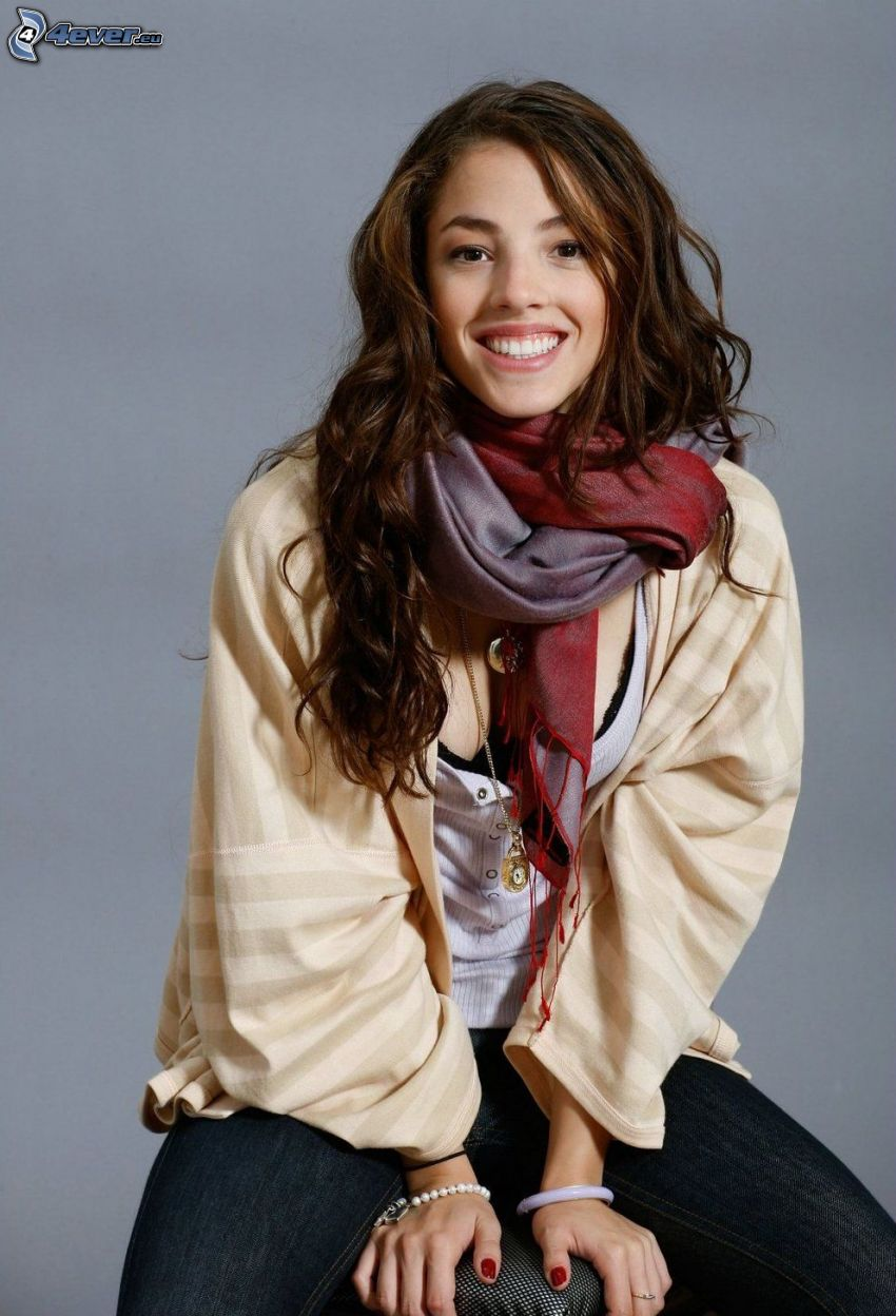 Olivia Thirlby, Lächeln