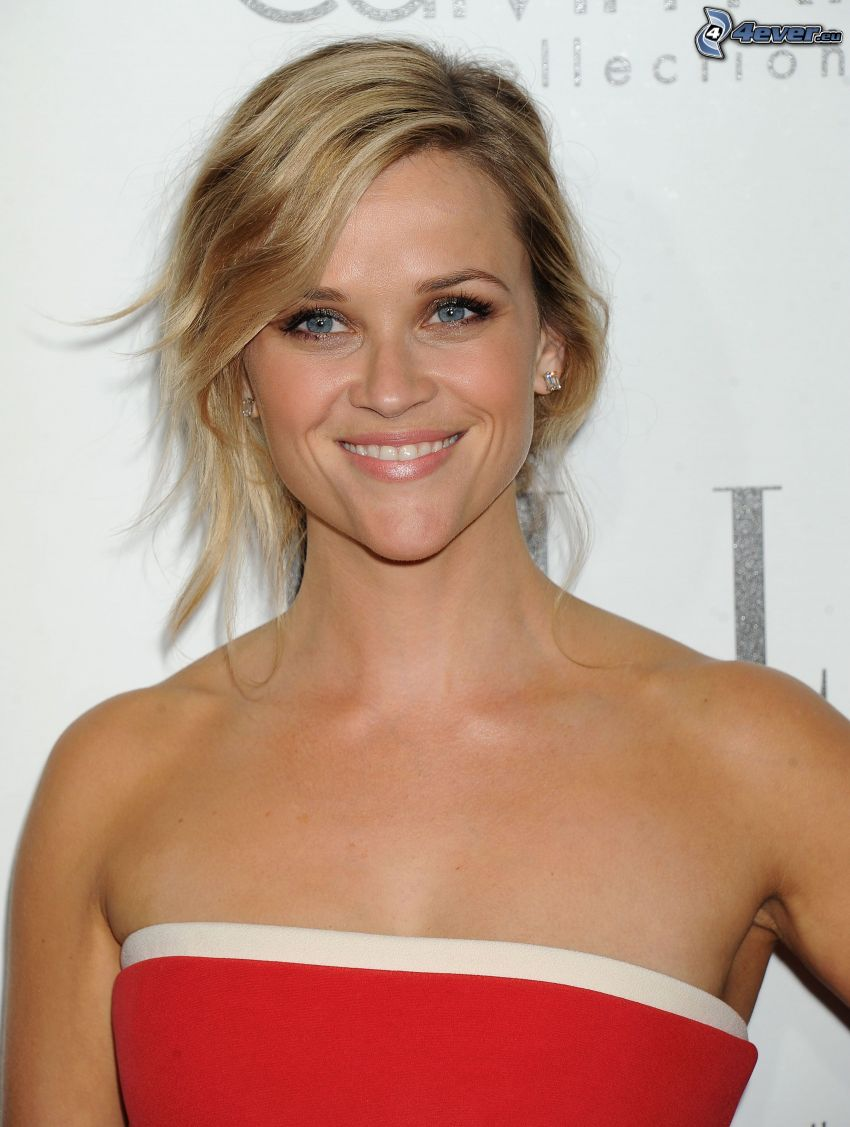 Reese Witherspoon, Lächeln