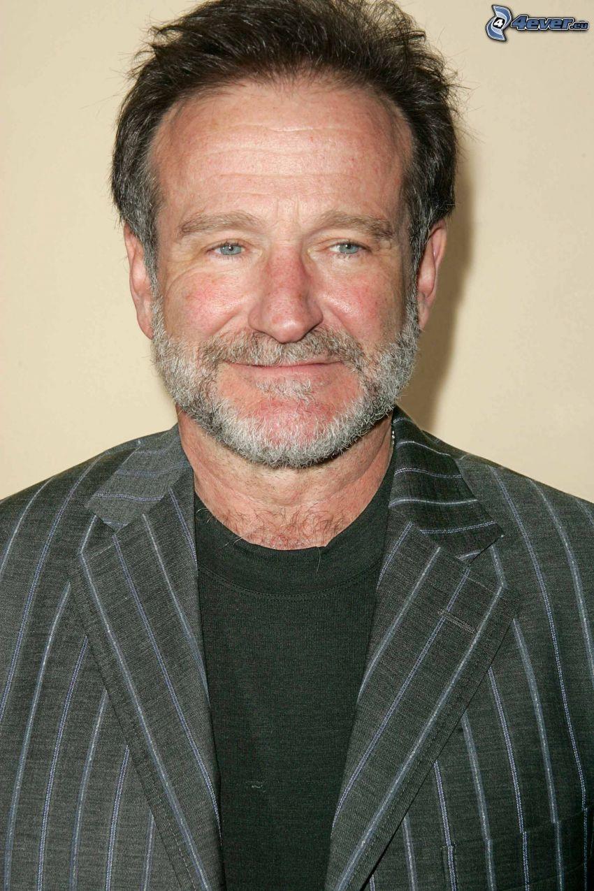 Robin Williams, Vibrisse, Jacke