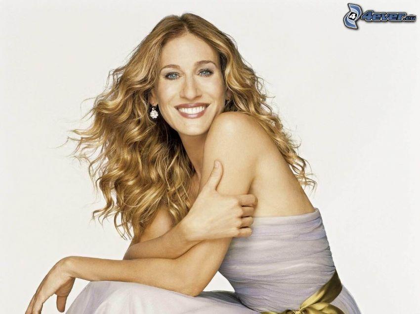 Sarah Jessica Parker, Lächeln