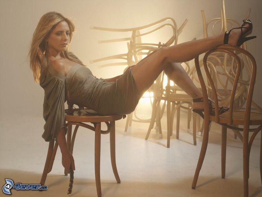 Sarah Michelle Gellar, Stühle