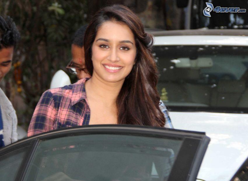 Shraddha Kapoor, Lächeln