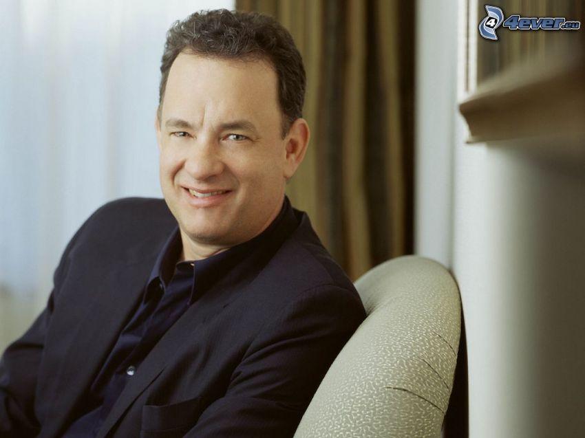 Tom Hanks, Lächeln
