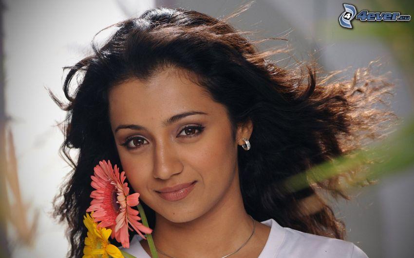 Trisha Krishnan, Gerbera