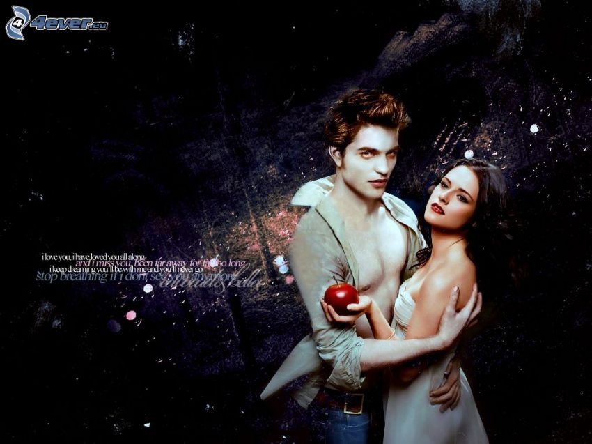 Twilight, Edward Cullen, Bella Swan
