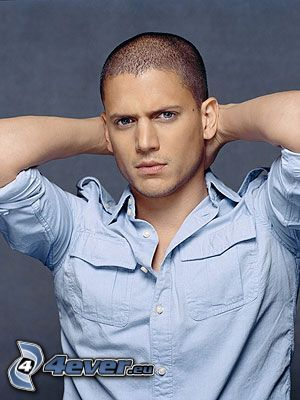 Wentworth Miller, Michael Scofield, Prison Break, Mann