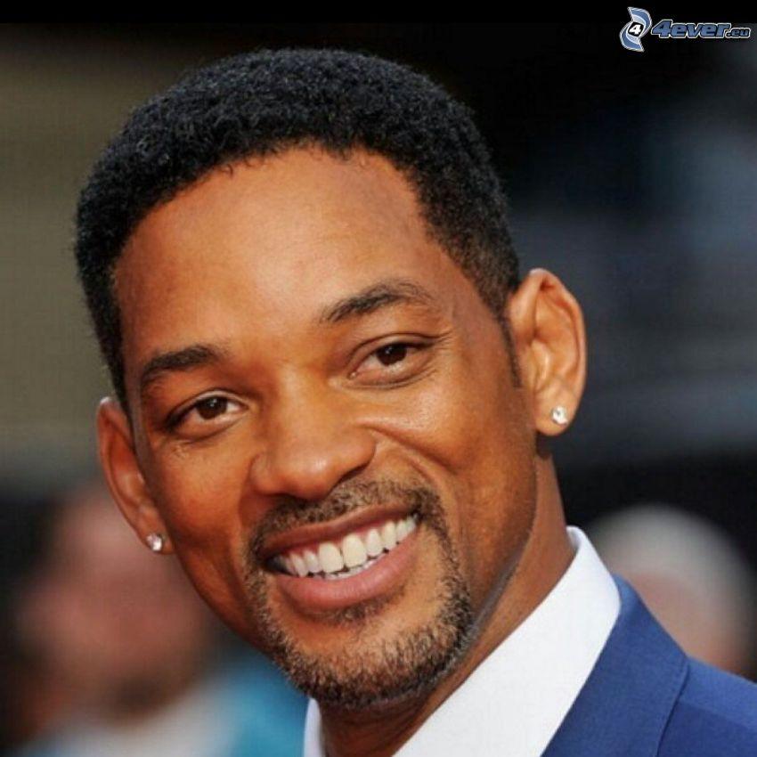 Will Smith, Lächeln
