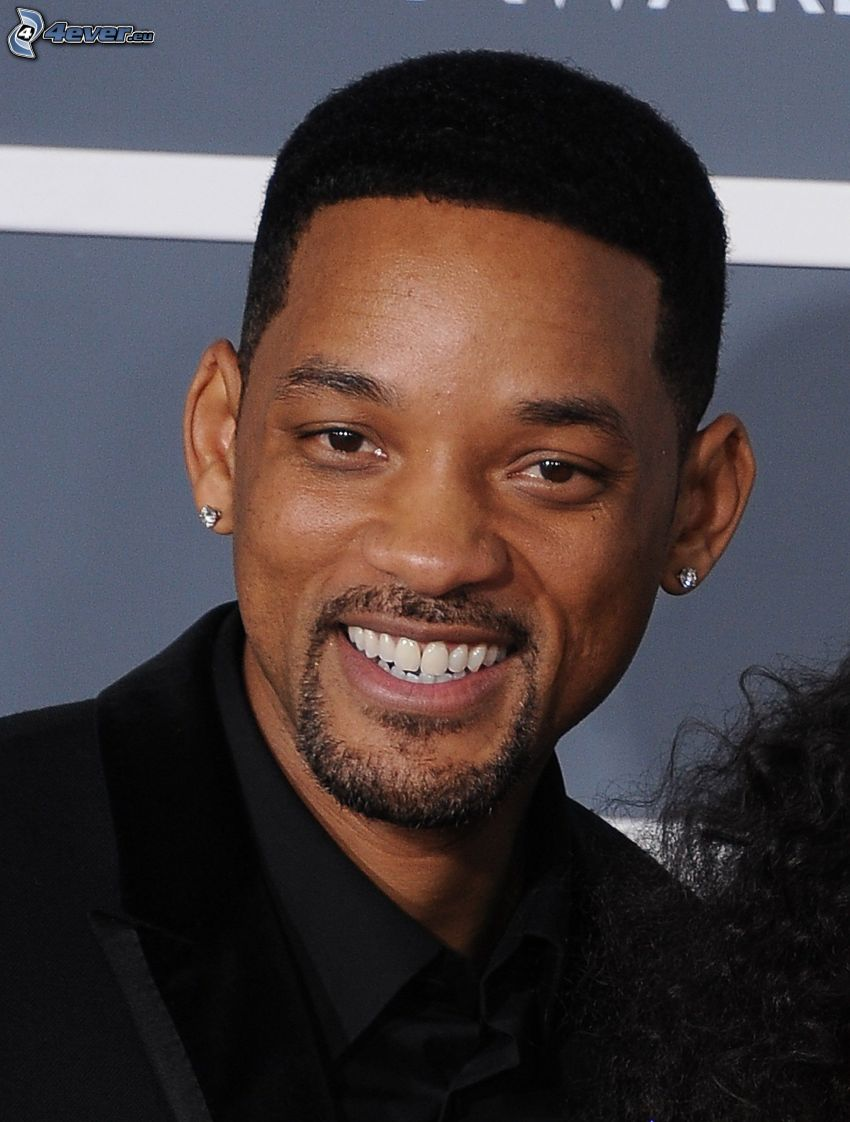 Will Smith, Lächeln