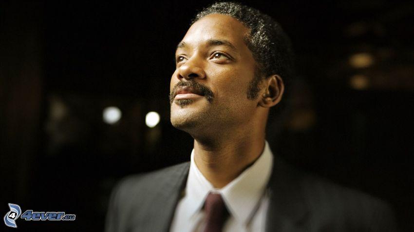 Will Smith, mann im Anzug