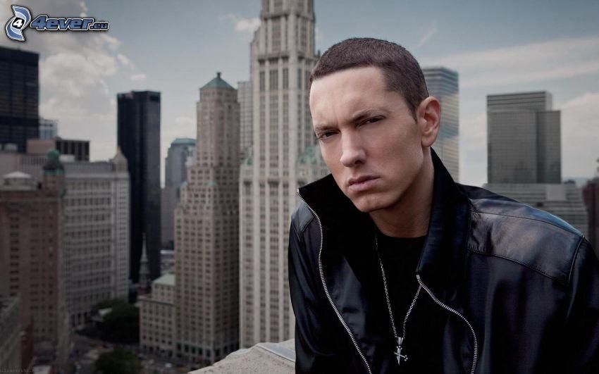 Eminem, Wolkenkratzer