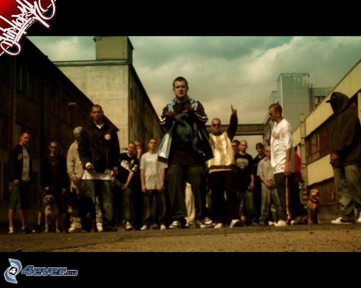 H16, rap, hip hop, Band