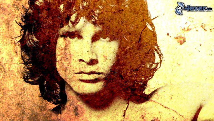 Jim Morrison, Cartoon