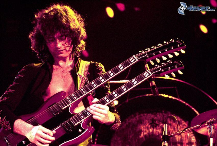 Jimmy Page, Gitarrist