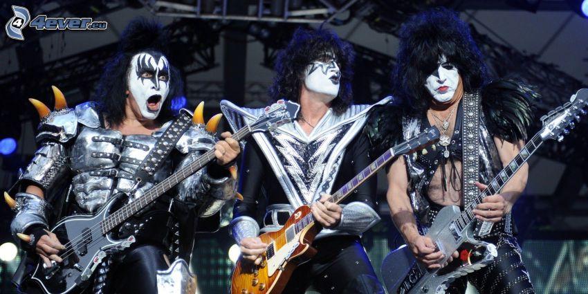 Kiss, Konzert