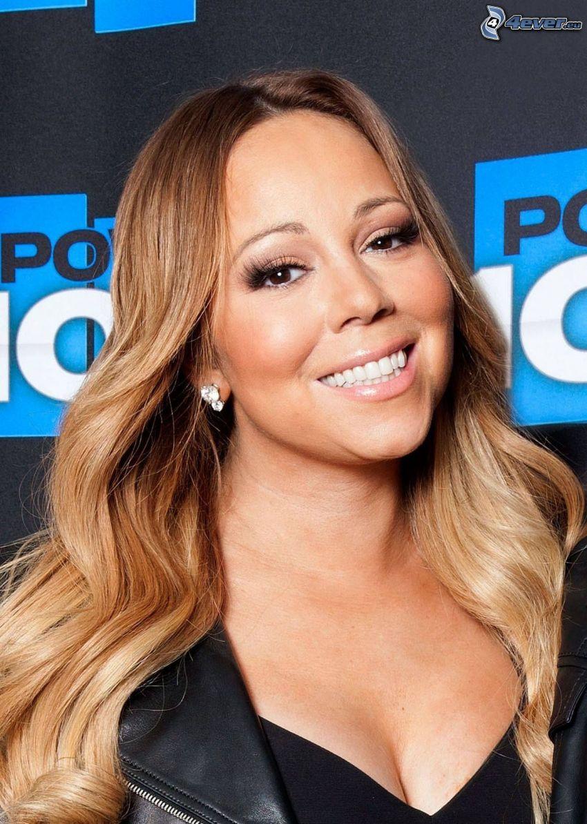Mariah Carrey, Lächeln