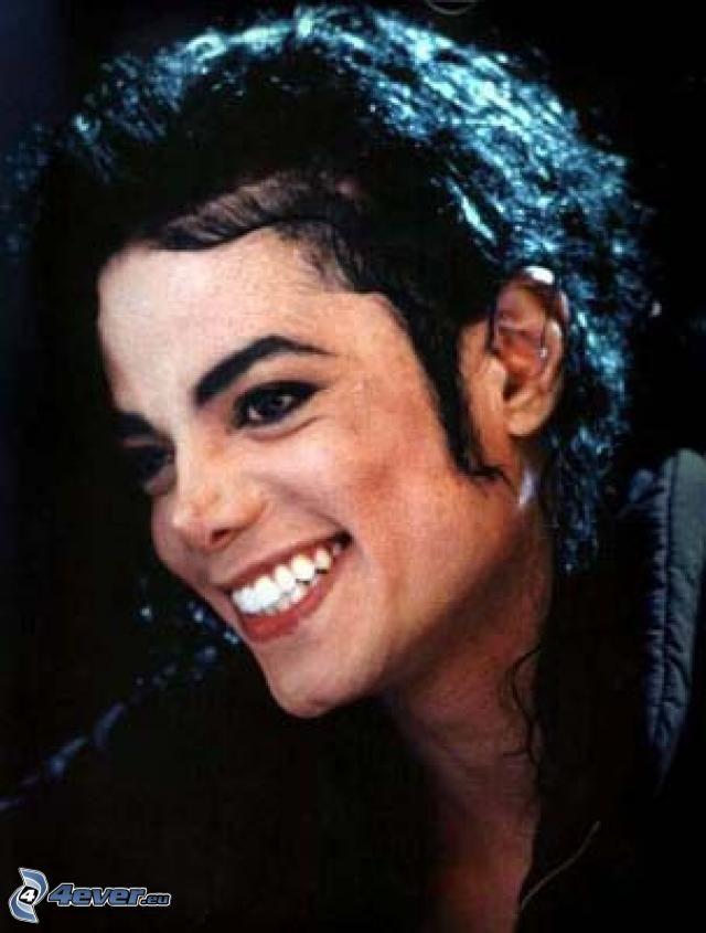 Michael Jackson, Lächeln