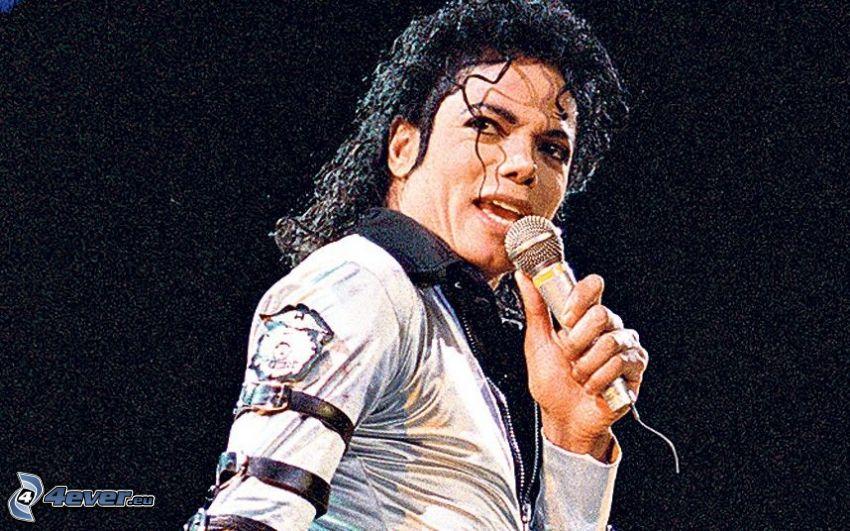 Michael Jackson, Sänger