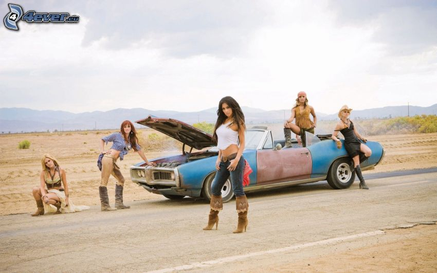 The Pussycat Dolls, Wüste