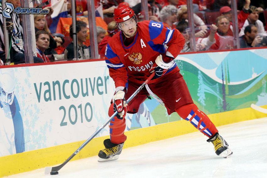 Alexander Owetschkin, Eishockey-Spieler