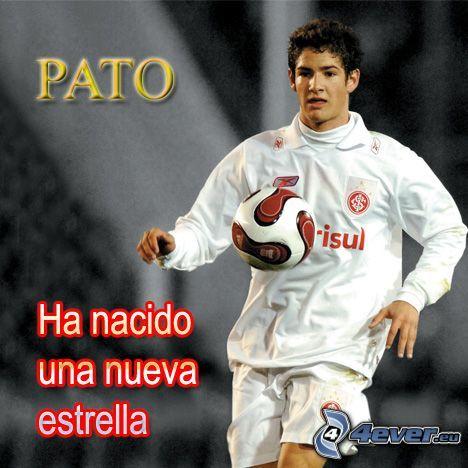 Alexandre Pato, Fußball