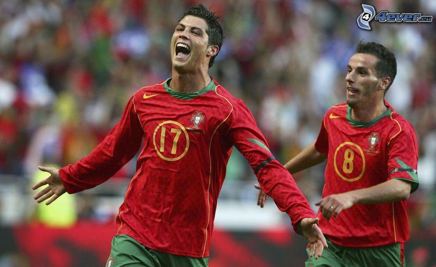 Cristiano Ronaldo, Fußball