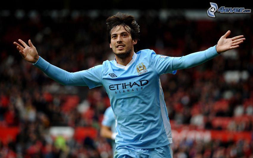 David Silva, Fußballer