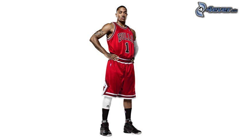 Derrick Rose, Basketballspieler