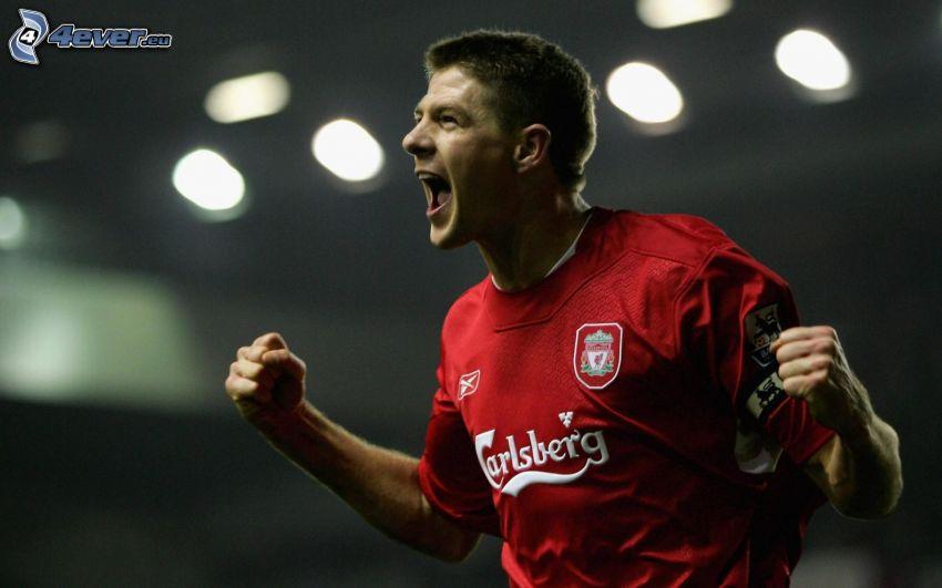 Steven Gerrard, Fußballer