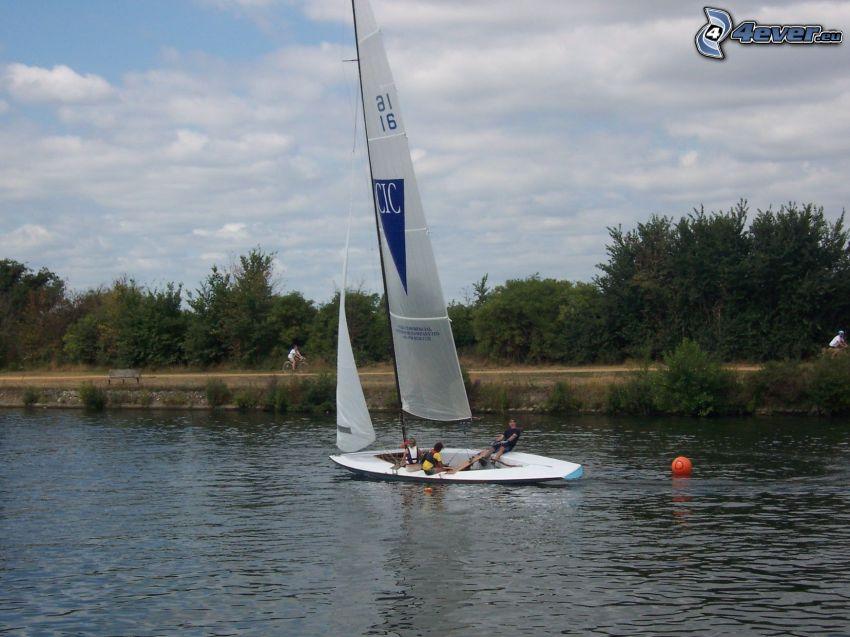 Wasser, Boot