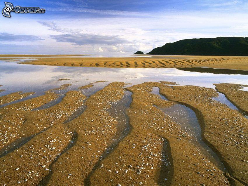 Dünen, Strand, Sand