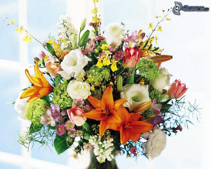 Blumensträuße, Blumen