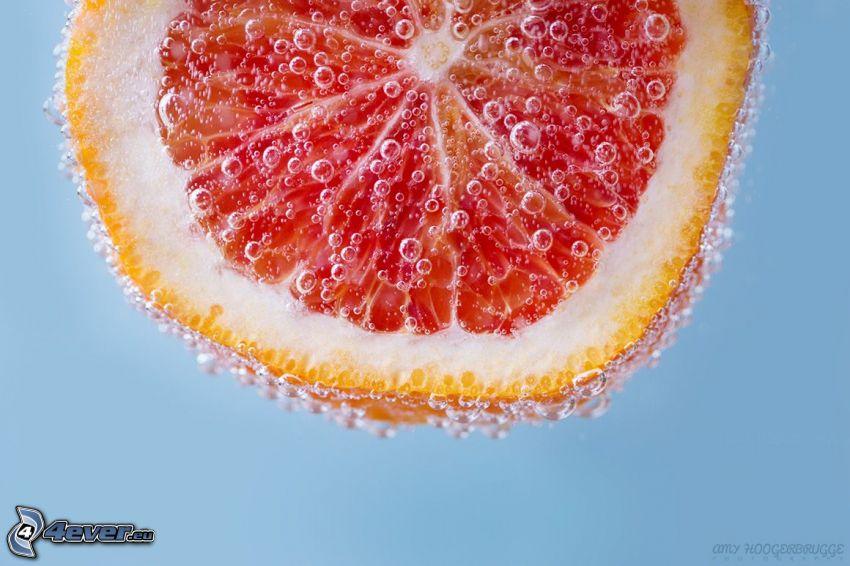 Grapefruit, Blasen