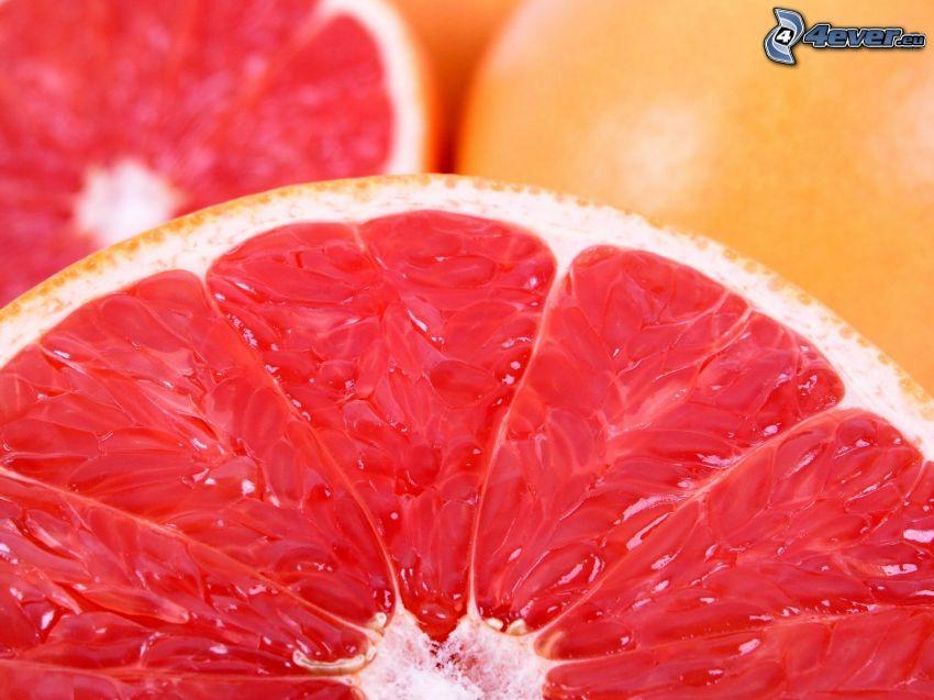 Grapefruit, Makro