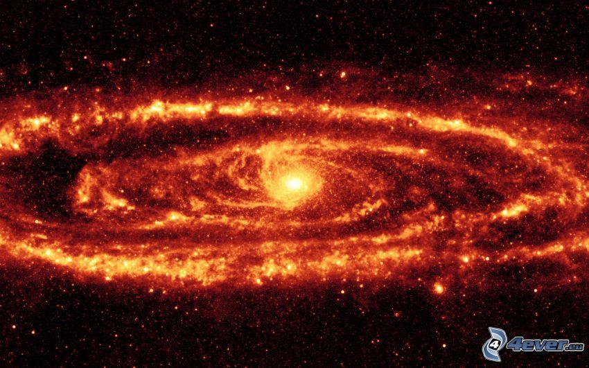 Andromeda, Galaxie