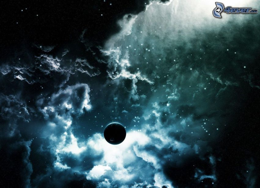 Planet, Nebel