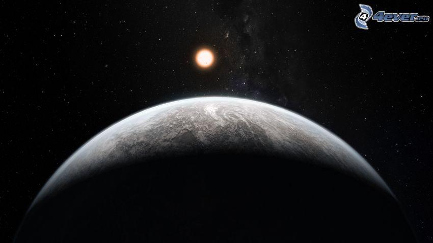 Planet, Stern