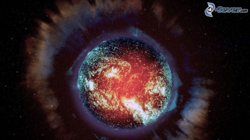 Planet, Sterne