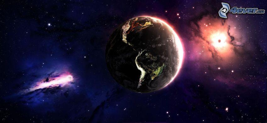 Planet Erde, Nebel
