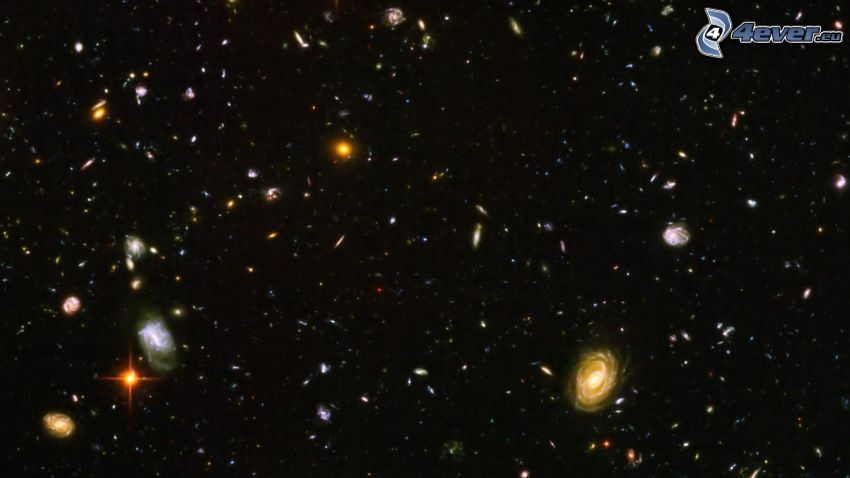 Sterne, Galaxis