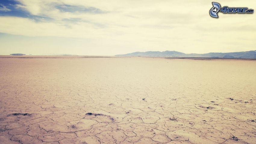 Wüste, Berge