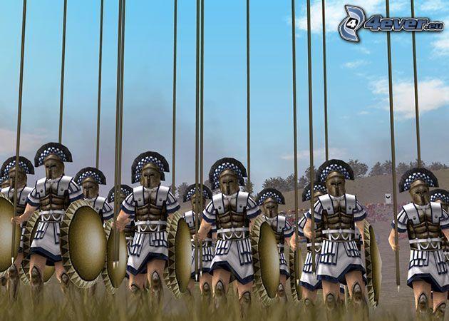 Römischen Soldaten, Krieg, Geschichte