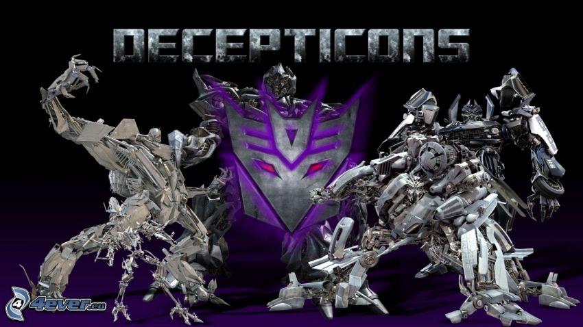 Transformers: Decepticons, Transformers