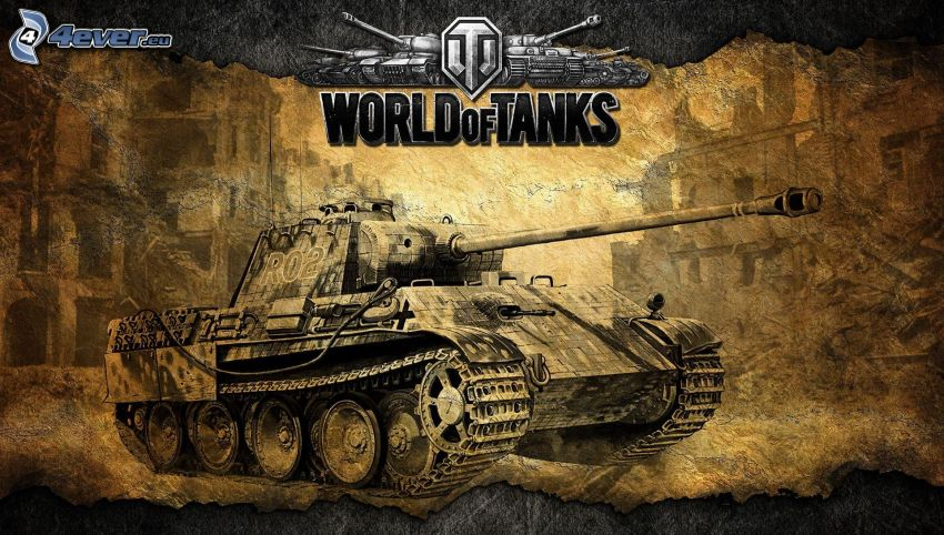 World of Tanks, panther