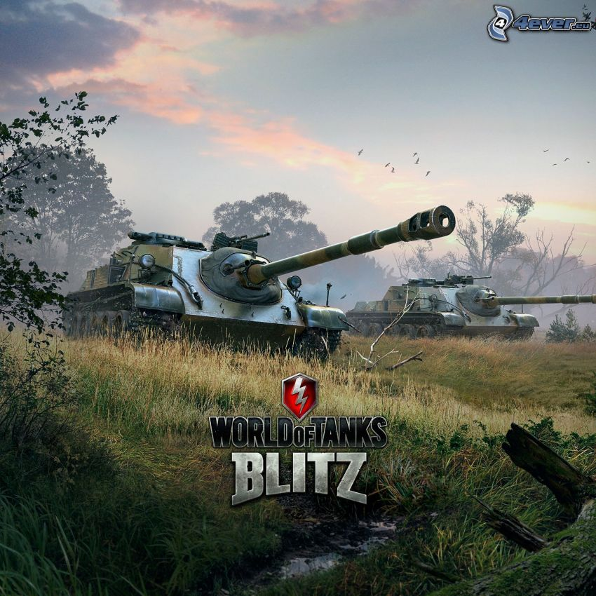 World of Tanks, Panzer, Feld