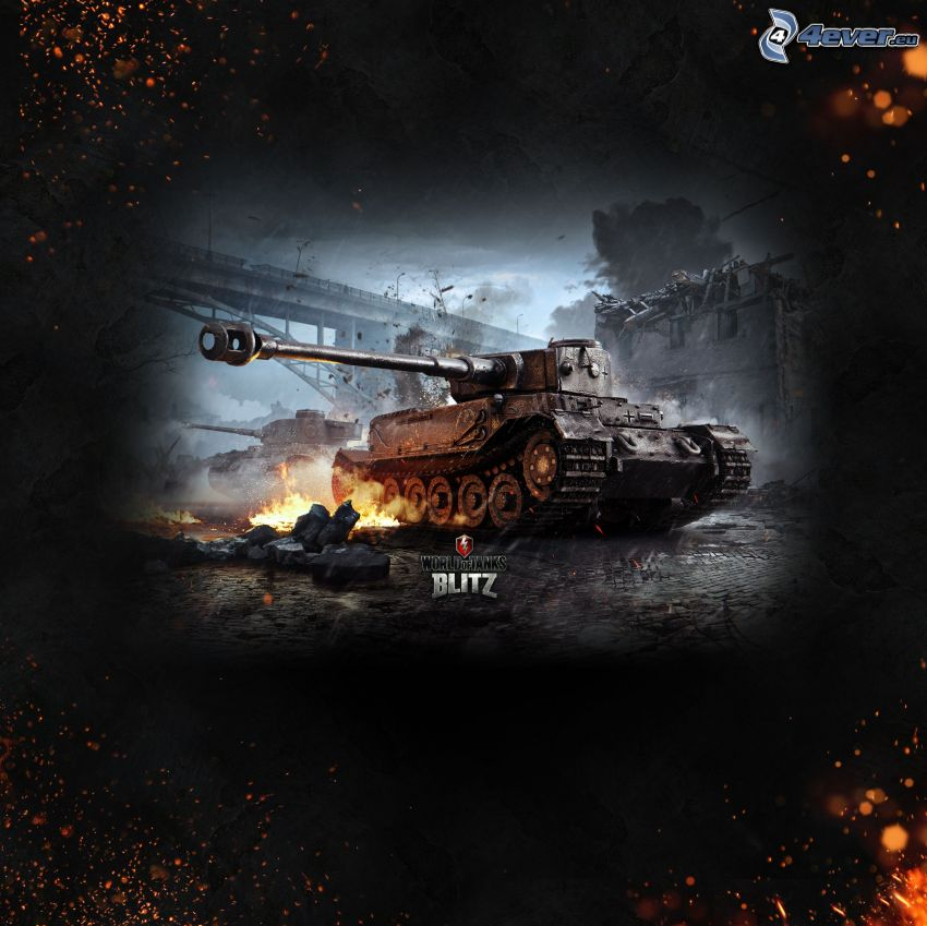 World of Tanks, Tiger