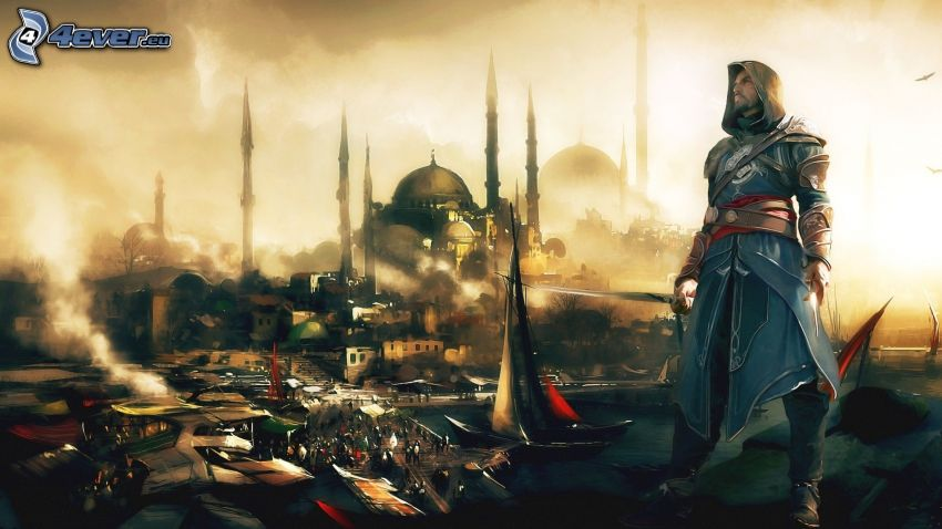Assassin's Creed, Moschee