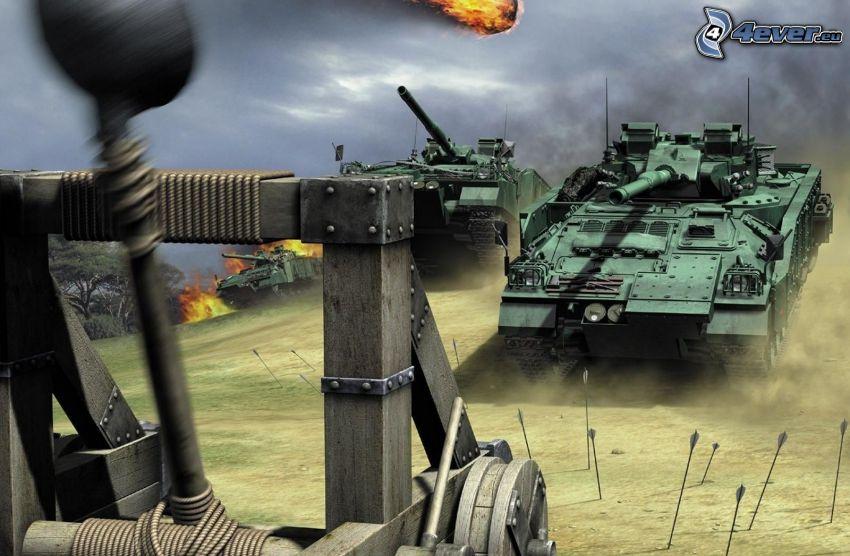 Civilization 5, Panzer