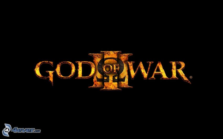 God of War 3, logo